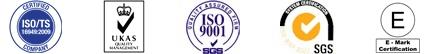 AsOne Certification