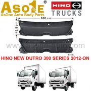 AO-HN01-101R FRONT PANEL FOR HINO NEW DUTRO 300 SERIES 2012-ON