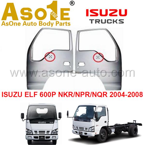 2008 Isuzu I 290 Extended Cab Exterior: 8978638500 8978638490 Truck Door Replace For ISUZU Cab