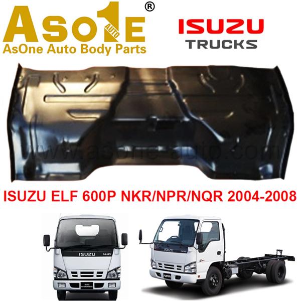 2008 Isuzu I 290 Extended Cab Exterior: ISUZU NKR 600P Truck Metal Floor Panels Replacement