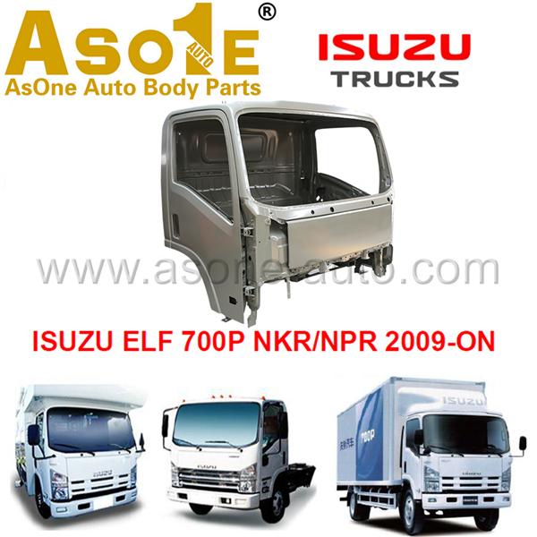 AO-IZ02-101-B CAB SHELL FOR ISUZU 700P NKR NPR 2009-ON