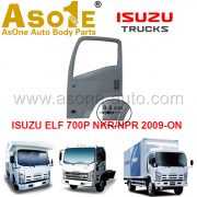 AO-IZ02-102-A DOOR SHELL FOR ISUZU 700P NKR NPR 2009-ON