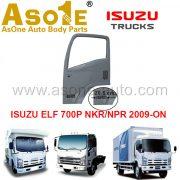 AO-IZ02-102-C DOOR SHELL FOR ISUZU 700P NKR NPR 2009-ON