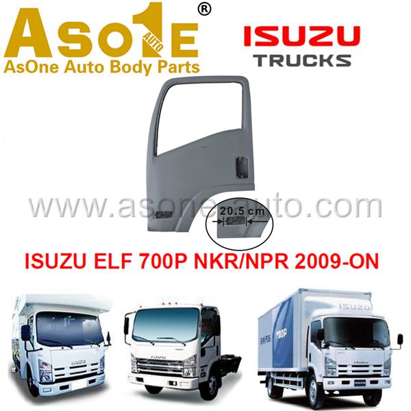 AO-IZ02-102-D DOOR SHELL FOR ISUZU 700P NKR NPR 2009-ON