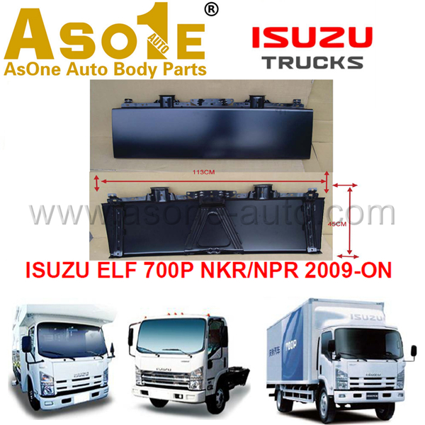 AO-IZ02-104 FRONT PANEL FOR ISUZU 700P NKR NPR 2009-ON