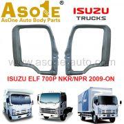 AO-IZ02-105 DOOR FRAME FOR ISUZU 700P NKR NPR 2009-ON