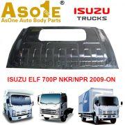 AO-IZ02-106 BACK PANEL ASSY FOR ISUZU 700P NKR NPR 2009-ON