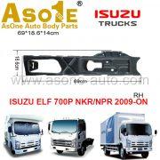 AO-IZ02-113-R BUMPER STAY FOR ISUZU 700P NKR NPR 2009-ON