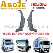 AO-IZ02-114 FRONT PILLAR OUTER FOR ISUZU 700P NKR NPR 2009-ON