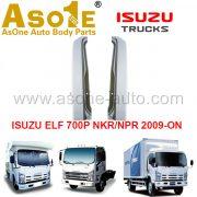 AO-IZ02-115 REAR PILLAR OUTER FOR ISUZU 700P NKR NPR 2009-ON