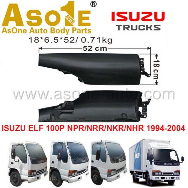 AO-IZ03-125L CORNER PANEL FOR ISUZU 100P NPR NRR NKR NHR 1994-2004