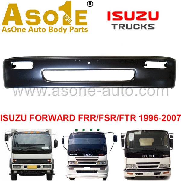 AO-IZ10-231 FRONT BUMPER FOR ISUZU FORWARD FRR FSR FTR 1996-2007