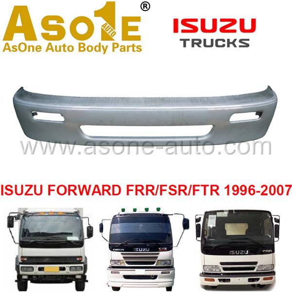AO-IZ10-235 FRONT BUMPER FOR ISUZU FORWARD FRR FSR FTR 1996-2007