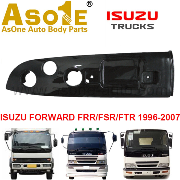 AO-IZ10-251 ROOF GARNISH SIDE FOR ISUZU FORWARD FRR FSR FTR 1996-2007