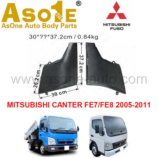 MK997197,MK997198 Fuso Canter Replacement Truck Corner Panel