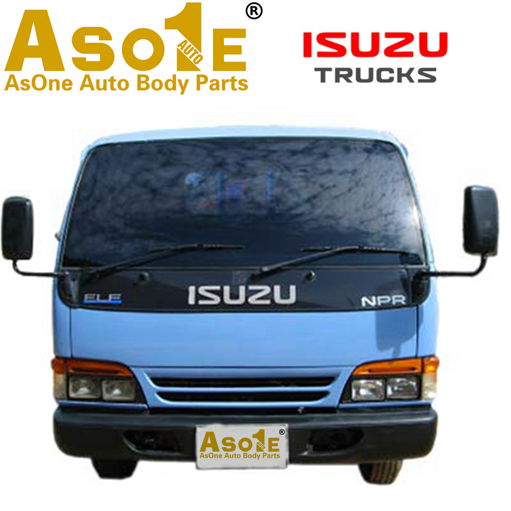 1994 Mazda B Series Regular Cab Suspension: ISUZU Elf N-Series Light Duty Trucks