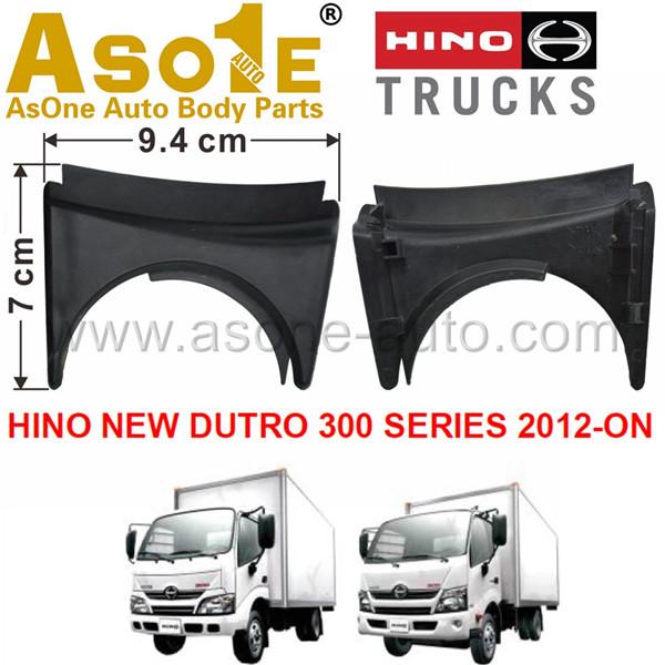 AO-HN01-214-CORENR-PANEL-GARNISH-FOR-HINO-NEW-DUTRO-300-SERIES-2012-ON