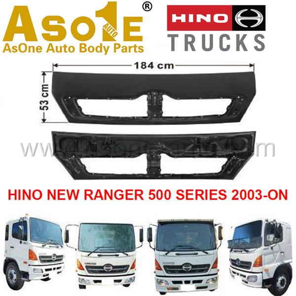 AO-HN03-105-FRONT-PANEL-FOR-HINO-NEW-RANGER-500-SERIES-2003-ON
