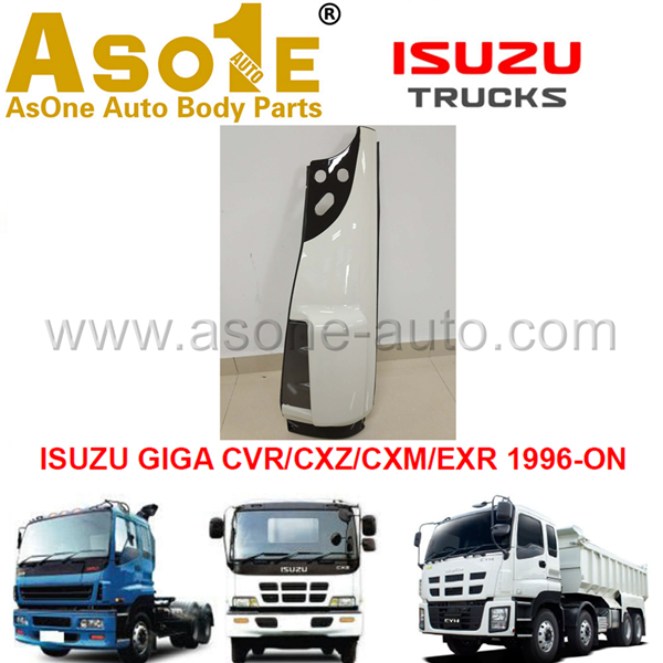 AO-IZ06-215 CORNER PANEL FOR ISUZU GIGA CVR CXZ CXM EXR 1996-ON