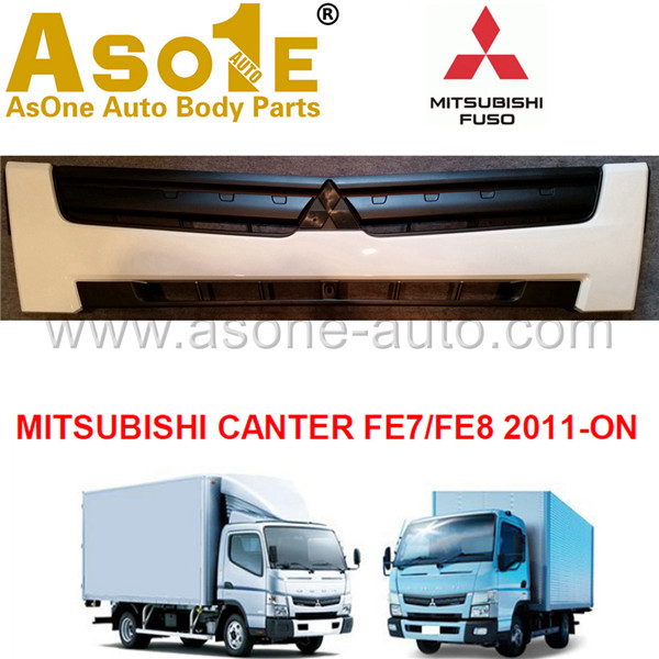 AO-MT02-201 GRILLE FOR MITSUBISHI CANTER FE7 FE8 2011-ON
