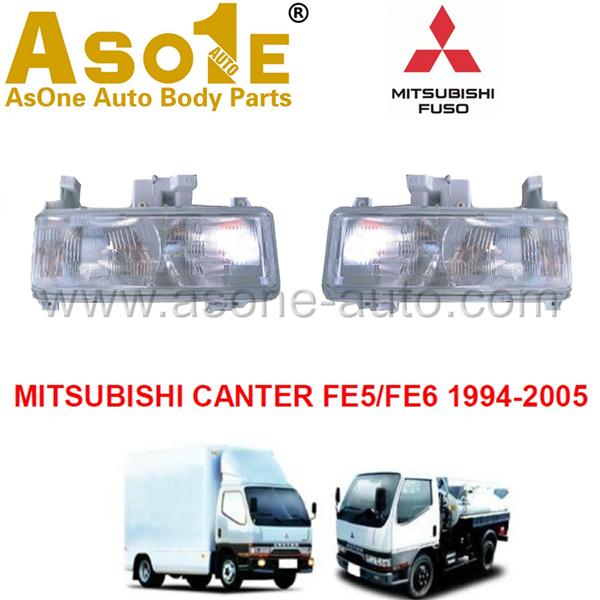AO-MT04-301 HEAD LAMP FOR MITSUBISHI CANTER FE5 FE6 1994-2005